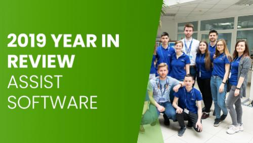 Best Moments in 2019 at ASSIST Software - promoted picture