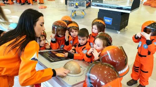 First Kids on Mars - ASSIST Software - promoted picture