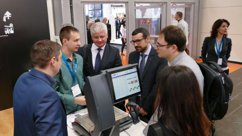ASSIST Software at EuroCIS the Leading Trade Fair for Retail Technology - promoted picture