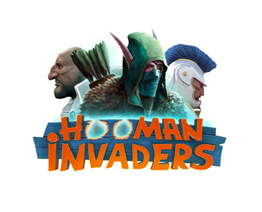 Hooman Invaders a tower defense game developed by ASSIST Software a software development Romanian company