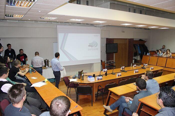 Safewire Presentation Open Gates