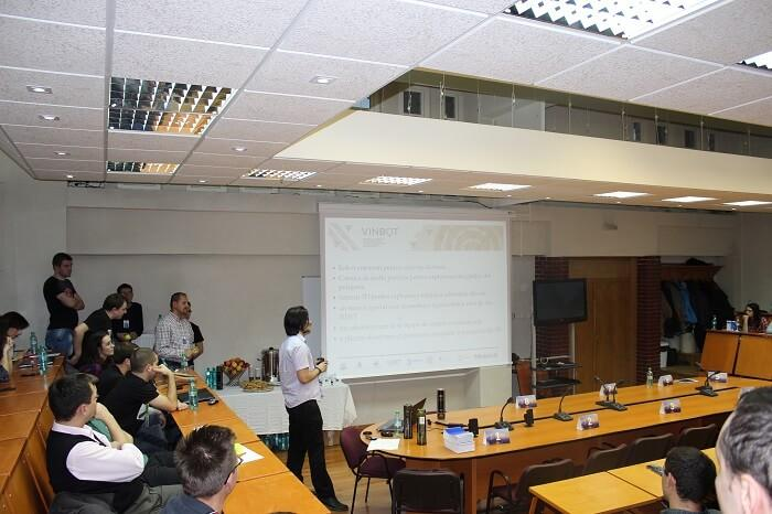 Vinbot Presentation Open Gates