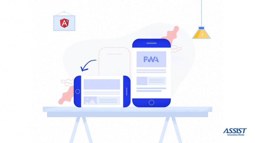 Building Progressive Web Apps with Angular 6 (PWA Tutorial) | ASSIST