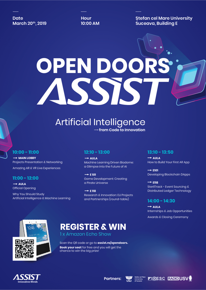 ASSIST Software Open Doors 2019 - Agenda