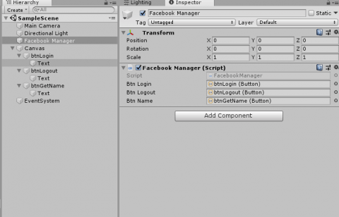 How to Integrate Facebook API in Unity 3D | ASSIST Software Romania