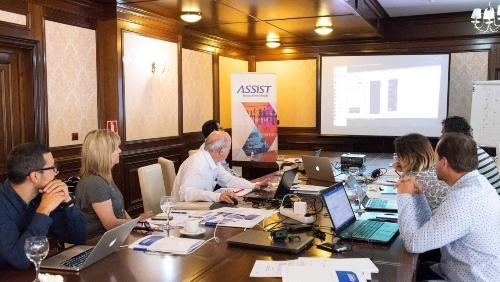 5th ASPIRE Horizon 2020 Project Meeting in Romania - ASSIST Software European Project
