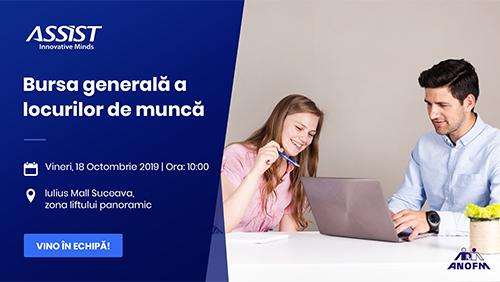 ASSIST Software at the Annual Job Fair event 2019 - promoted picture