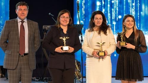 ASSIST Software won third place in the Research Development and High Tech category 2019
