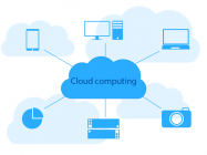 Cloud computing schema comparison between On Premise IaaS, PaaS, SaaS image