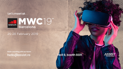 Meet ASSIST Software at the Mobile World Congress 2019 in Barcelona - Promoted Image